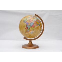 Globus polityczny retro 160