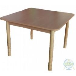 Stół przedszkolny regulowany