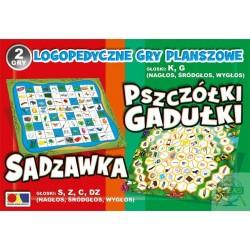 Gra Sadzawka- Pszczółki Gadułki
