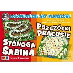 Gra Stonoga Sabina- Pszczółki Pracusie