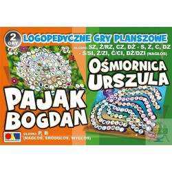 Gra Pająk Bogdan- Ośmiornica Urszula