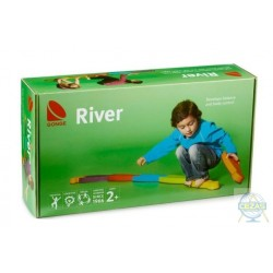 Kolorowa rzeka - Gonge