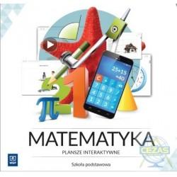 Matematyka. Plansze interaktywne WSiP. Szkoła podstawowa