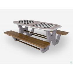 Stół rekreacyjny