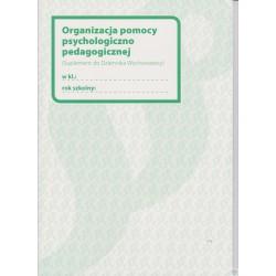 Organizacja pomocy psychologiczno pedagogicznej/E