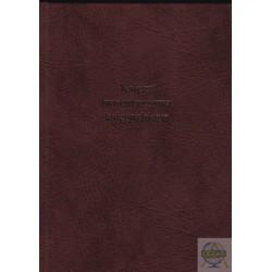 Księga inwentarzowa księgozbioru