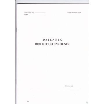 Dziennik biblioteki szkolnej I/8