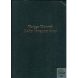Księga uchwał Rady Pedagogicznej
