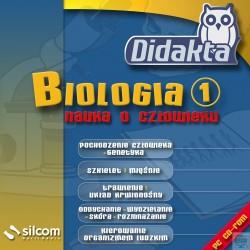 Didakta - Biologia 1 - Nauka o człowieku