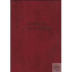 Księga zastępstw