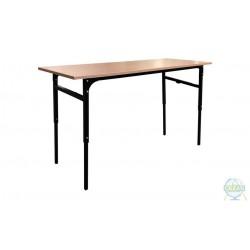 Stół szkolny regulowany OS