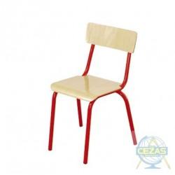 Krzesło szkolne Puchatek