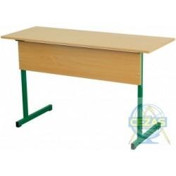 Stół szkolny ZBYSZEK II jednoosobowy