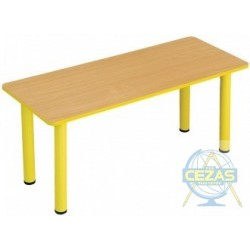 Stół PUCHATEK blat prostokątny