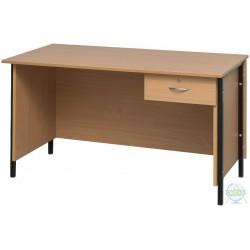 Biurko z szufladą dla nauczyciela