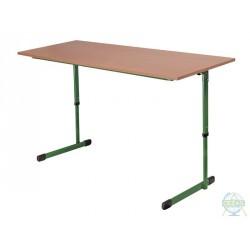 Stół szkolny regulowany ZBYSZEK