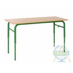Stół szkolny regulowany  KUBUŚ II