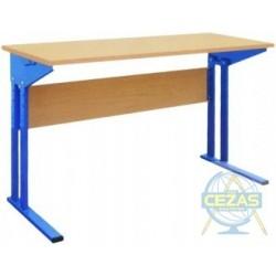 Stół szkolny regulowany L LUX