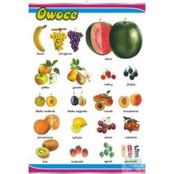 Plansza Owoce/V