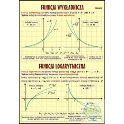 Plansza Funkcja wykładnicza i logarytmiczna/V