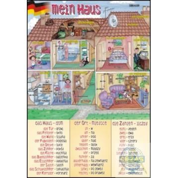 Plansza Mein Haus/V
